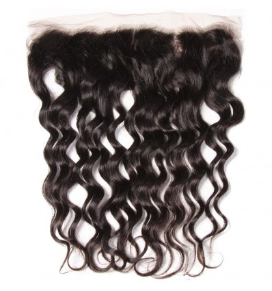 13x4 Ear to Ear Natural Wave Lace Frontal Closure Deals