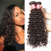 Indian Deep Wave 3 Bundles Deals HJ Beauty Hair